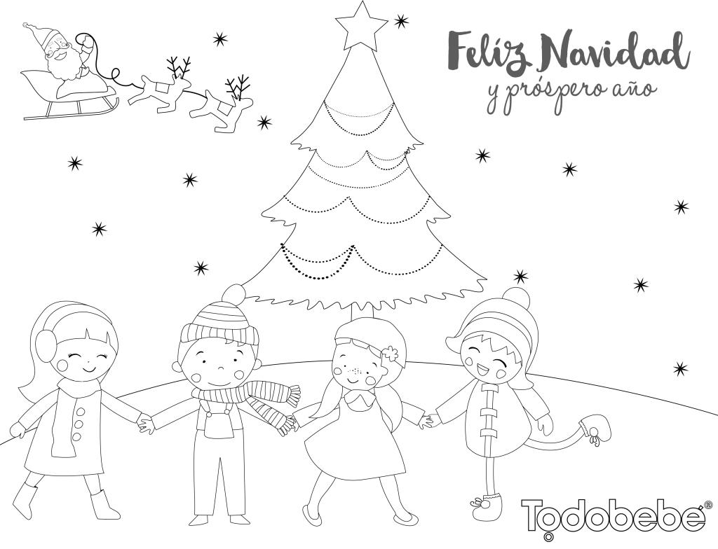 Ilumina tu Navidad con estas ilustraciones para tus hijos
