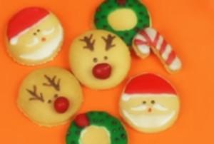 VIDEO: cómo decorar galletas para navidad