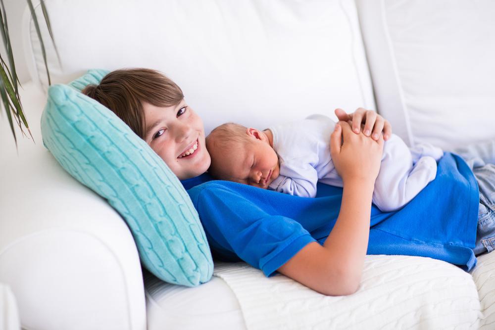 5 cosas que pasan cuando tus hijos se llevan variosaños