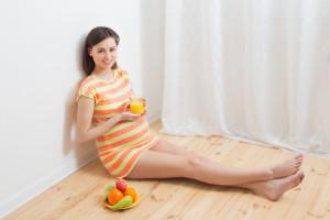 4 básicos de la alimentación en el embarazo