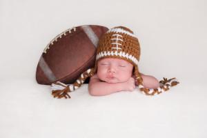 Nombres para bebés inspirados en la NFL
