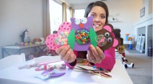 Manualidades de San Valentín para niños