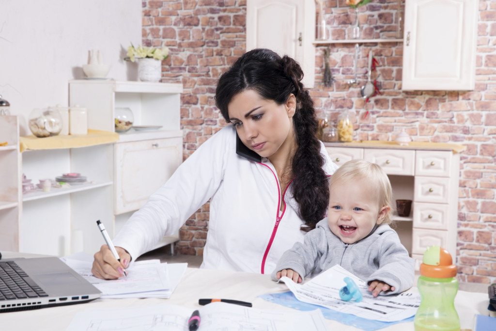 Ya soy mamá... ¿Regreso o no a trabajar?