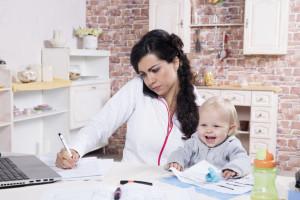 Deseo ser madre, mujer exitosa y tener un hogar impecable...