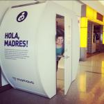 Cabinas de lactancia en aeropuertos