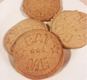 Receta para hacer galletas con los niños