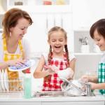 Tareas en casa: una herramienta de autonomía para nuestros hijos
