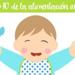 Los mejores alimentos para niños en crecimiento