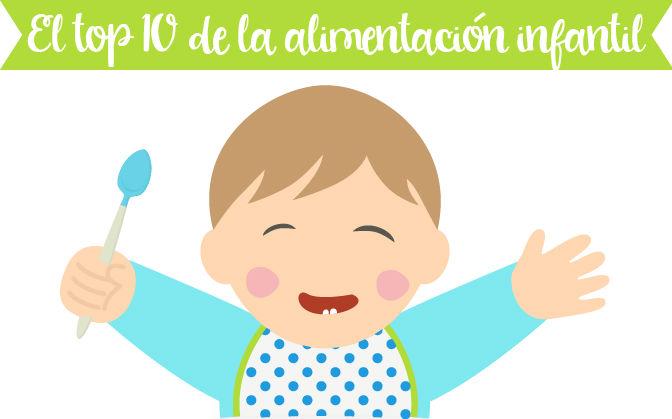 Top 10: Los mejores alimentos para los niños
