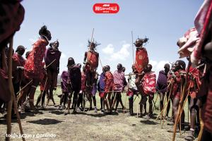 Kenia 3D, África sin moverte de tu asiento