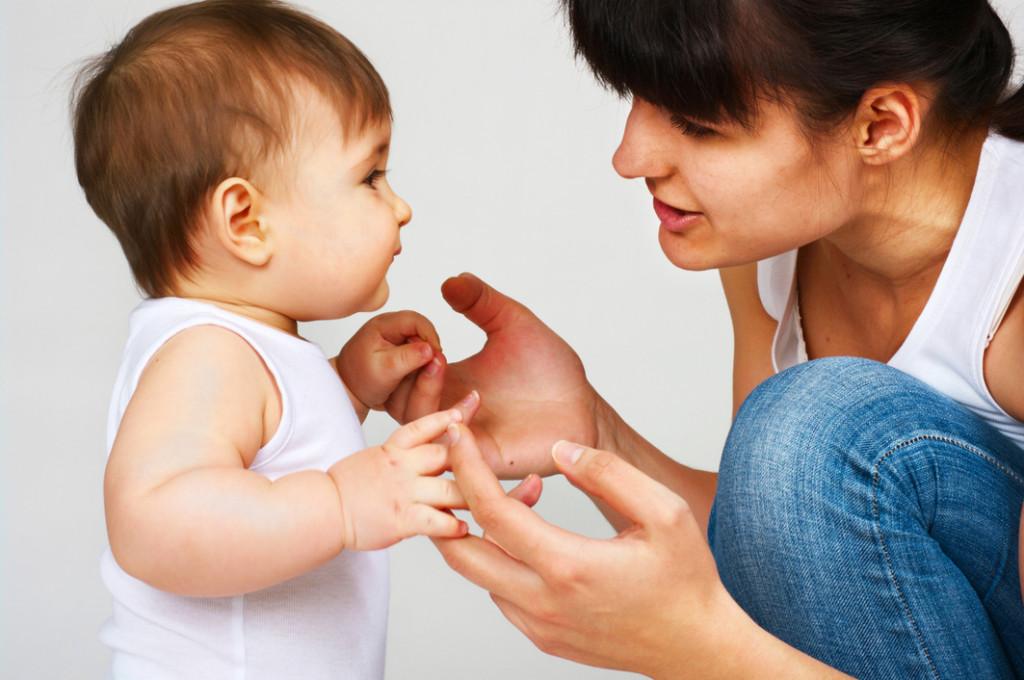 Los bebés entienden todo,todo
