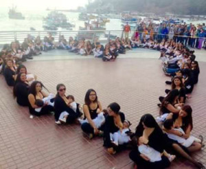 "Convocan a otra ""Tetada Masiva"" tras prohibir a mujer amamantar en público"