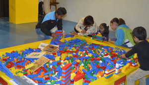 "Llegó la exhibición temporal ""Lego® Play Time"""