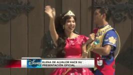 VIDEO: Disney presenta a Elena de Avalor ¡la princesa latina!