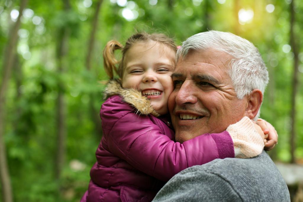 La huella de los abuelos