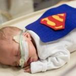 FOTOS: Disfraces especiales para bebés en cuidado intensivo