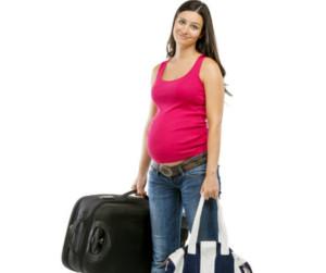 El medio de transporte ideal para viajar embarazada