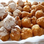 La receta para cocinar buñuelos ¡sin grasa!