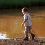 Dejar que los niños se ensucien es bueno para su salud, según la ciencia