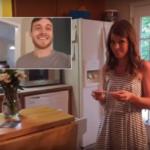 VIDEO: ni la vasectomía logró evitar embarazo de esta pareja