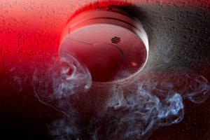La alarma del detector de humo, ¿es capaz de despertar a los niños?