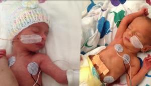 VIDEO: luchó contra el cáncer en su embarazo y murió un día después del parto