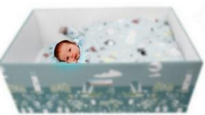 """La razón por la que los bebés de Finlandia duermen en """"cunas de cartón"""""""