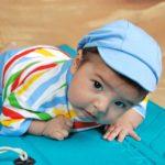 Ejercicios que puedes practicar con tu bebé para impulsarlo a gatear