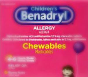 Advierten sobre el uso de medicina contra alergia para dormir a los niños