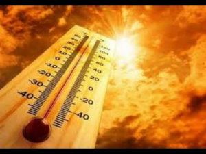 Advierten sobre el peligro de exponer a tu bebé a las altas temperaturas