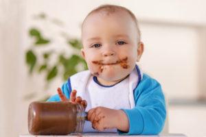 Estas son las calorías que debe consumir un bebe según su edad