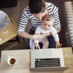 Cosas que no deberías hacer con el pretexto de ser mamá