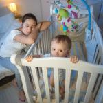 Esta es la razón por la que los recién nacidos despiertan en la noche