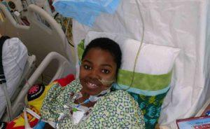 FOTO: 'niño milagro' esperó ocho años para recibir trasplante de órganos
