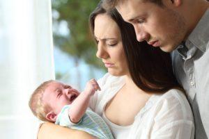 Cuando es realmente necesario llevar al bebé con el médico