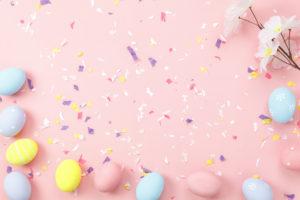 4 maneras creativas para decorar huevos de Pascua