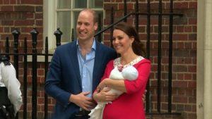 FOTO: La duquesa salió literalmente perfecta poco después de dar a luz