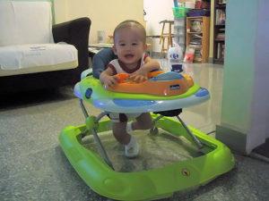 Ventajas y desventajas sobre el uso de andaderas para bebés