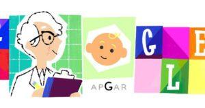 Google honra a inventora de test de Apgar que salva a los recién nacidos