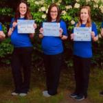 5 compañeras de trabajo anuncian su embarazo al mismo tiempo