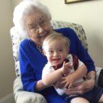 FOTO: Enternecedor encuentro entre primer bebé Gerber y el actual