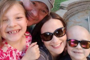 Niño de 5 años murió de cáncer y planeó funeral imaginario y alegre