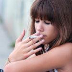 ¿A qué edad comienzan los niños a fumar cigarrillos?