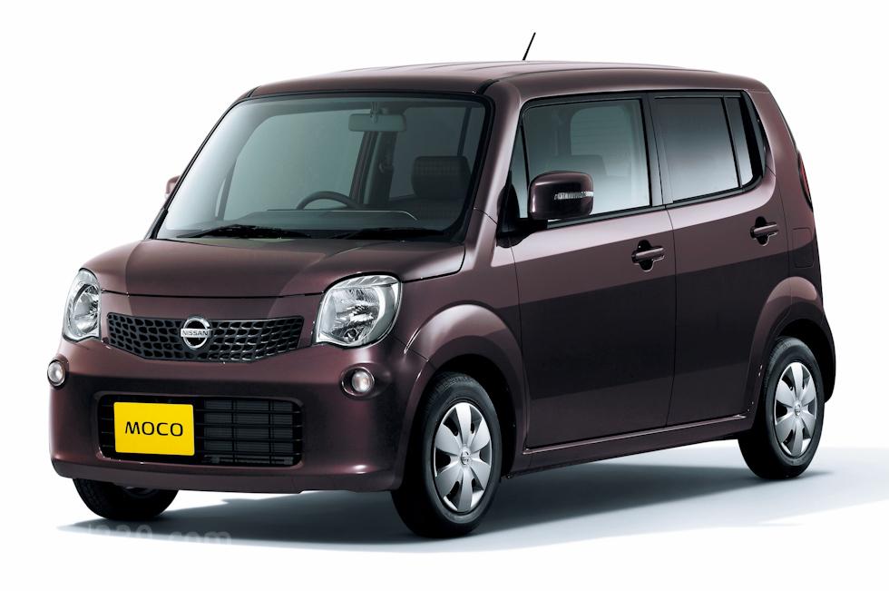 Nissan Moco SA2