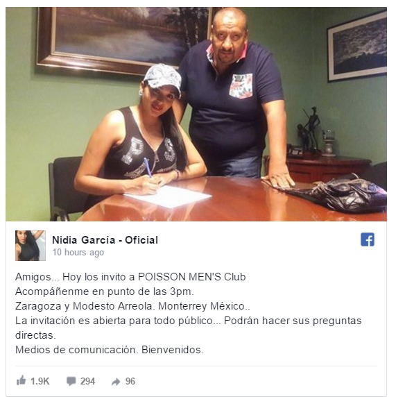 Nidia García Oficial