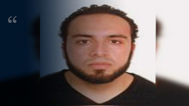 New York Police Department is on the hunt for Ahmad Khan Rahami, 28, who is wanted in connection to the Chelsea explosiion in New York City on Saturday, September 17, 2016.
