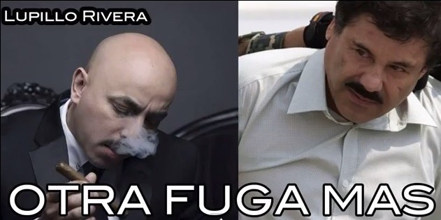 "Lupillo Rivera, disponible para ""El Chapo"" (video) 