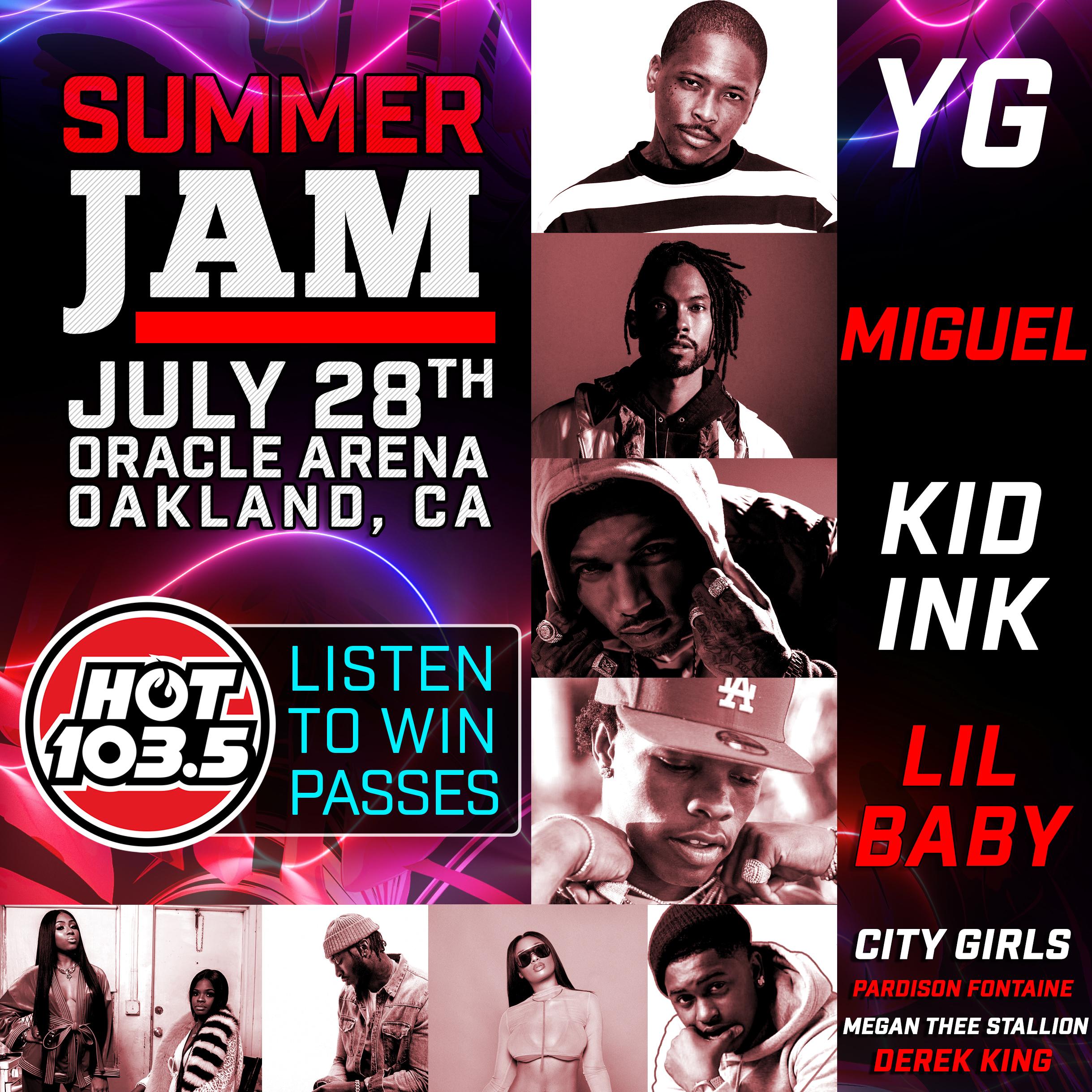 98pxy Summer Jam 2020.Summer Jam 2019 Tickets 15253 Videos Poll