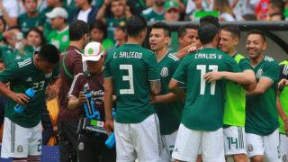 6a63bfe48b8e5 Polémica fiesta de los jugadores de la selección mexicana
